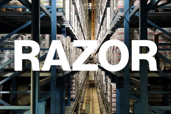 Razor Group Warehouse